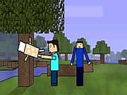 Animacion 2 Friends Play Minecraft