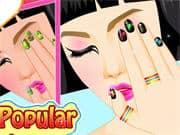 Juego 2012 Popular Nail Art