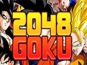 Juego 2048 Goku
