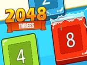 Juego 2048 Threes