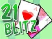 Juego 21 Blitz
