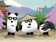 Juego 3 Pandas In Japan
