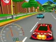 Juego 3D Mario Racing