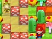Juego 3d Mario Bomber