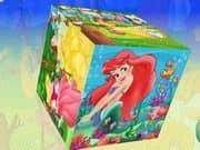 Juego 3d Princess Puzzle