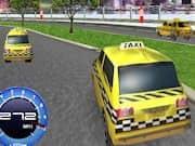 Juego 3d Taxi Racing