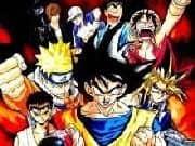 Juego Anime Warrior 3