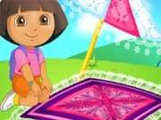 Juego Acampada de Dora la Exploradora