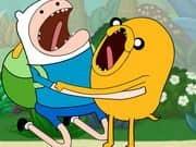Juego Adventure Time Jugle