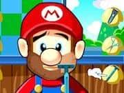 Juego Afeitar a Mario