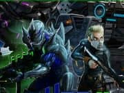 Juego Alien Attack Team 2
