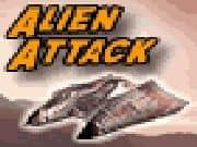 Juego Alien Attack