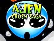Juego Alien Crush Saga