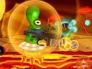 Juego Aliens contra Robots