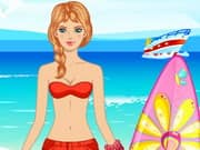 Juego Alisha Goes To Beach