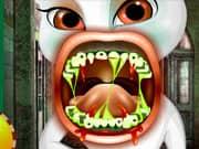 Juego Angela Vampira al Dentista