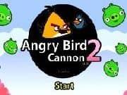 Juego Angry Birds Cañon 2