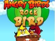 Juego Angry Birds Rock Bird