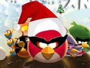 Juego Angry Birds Space Xmas