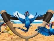 Juego Angry Birds of Rio