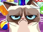 Juego Angry Cat Hair Salon