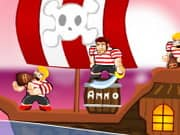 Juego Angry Pirates