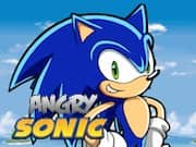 Juego Angry Sonic