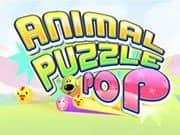 Juego Animal Puzzle Pop