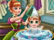 Juego Anna Baby Wash