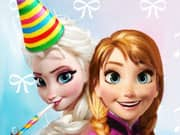 Juego Anna Frozen Sorpresas de Aniversario