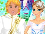 Juego Anna Frozen and Kristoff Wedding
