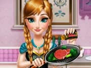 Juego Anna Real Cooking