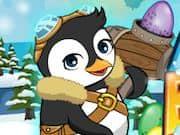 Juego Arctic Blast Zuma Pinguino