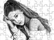 Juego Ariana Grande Rompecabezas