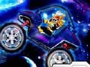Juego Armor Hero Kart Fly - Armor Hero Kart Fly online gratis, jugar Gratis