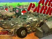 Juego Army Parking