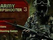 Juego Army Sharpshooter 3