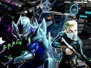 Juego Ataque Alien 2