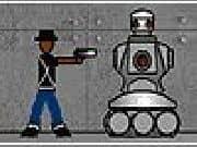 Juego Ataque de Robots