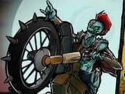 Juego Atomic Zombie Motocross