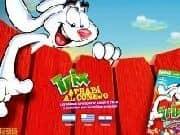 Juego Atrapa al Conejo Trix