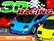 Juego Autos 3D Racing