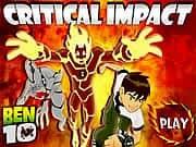 Juego BEN 10 Critical Impacto