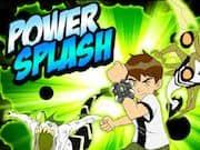 Juego BEN 10 Poder Splash