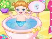 Juego Baby Alice Bathing