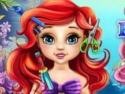 Juego Baby Ariel Real Haircuts