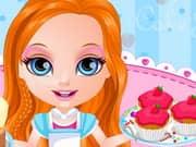 Juego Baby Barbie Cake Shop