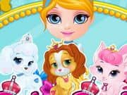Juego Baby Barbie Pets Beauty Pageant