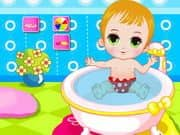 Juego Baby Bathing Games