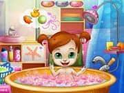 Juego Baby Bedtime Bath